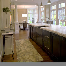 Traditional Kitchen by Monica MacKenzie Design