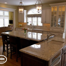 Traditional Kitchen by Zook Kitchens