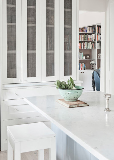 American Traditional Kitchen by Provincial Kitchens