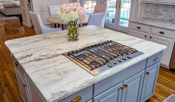 Mont Clair Danby Marble Kitchen