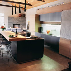 Contemporary Kitchen by Pearson Design Group