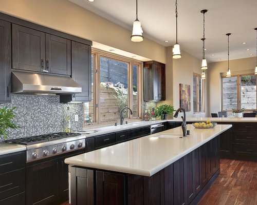 Dark Cabinets | Houzz