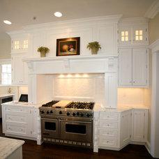 Traditional Kitchen by Merit Kitchens, MK Designs