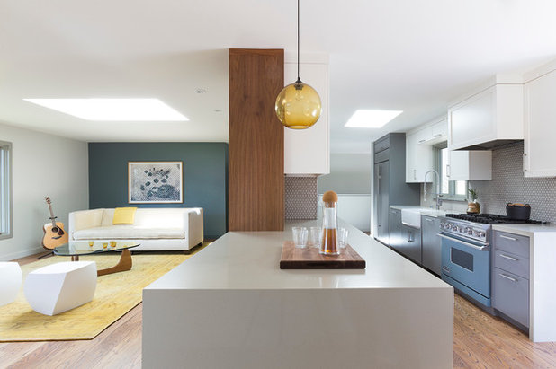 Contemporary Kitchen by Tierney Conner Architecture