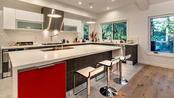 Monte Sereno Kitchen