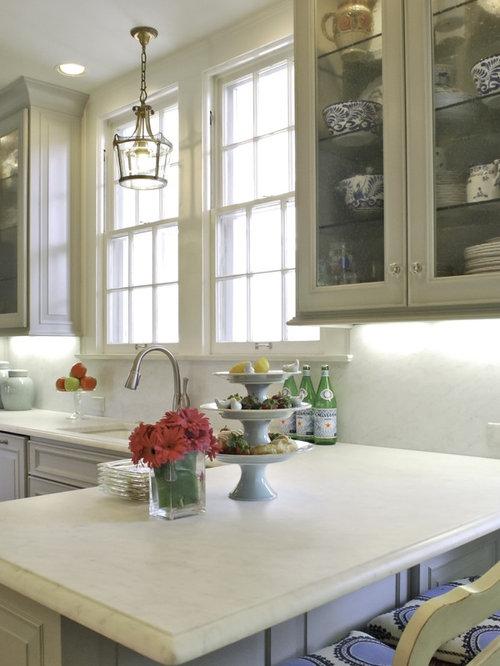 Carrara Marble Kitchen Home Design Ideas Pictures