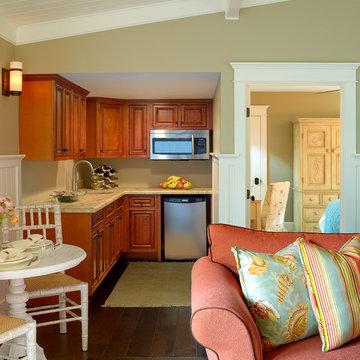 Montecito, California - Guest Cottage
