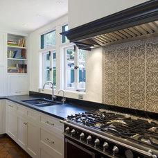 Mediterranean Kitchen by Lori Smyth Design
