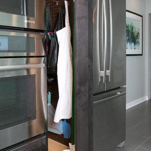 Montgomery County Wyncote Modern & Refined Small Kitchen Remodel