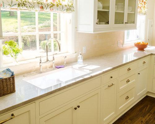 Ideas para cocinas | Diseños de cocinas amarillas con armarios ...