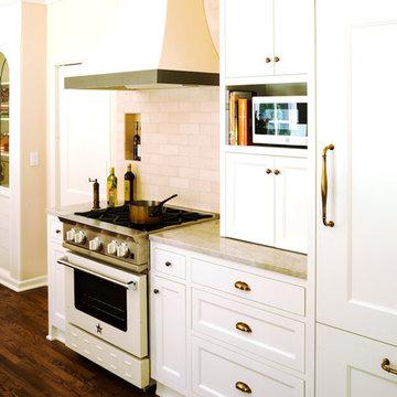 Montgomery Kitchen and Master Bath Remodel