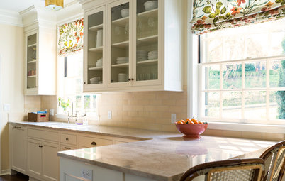 A Fresh Kitchen for a 1930s Colonial Revival House