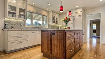 Montgomery Transitional Kitchen Transformation