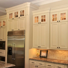 Traditional Kitchen by Grand Impressions LLC