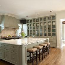 classic kitchen reno