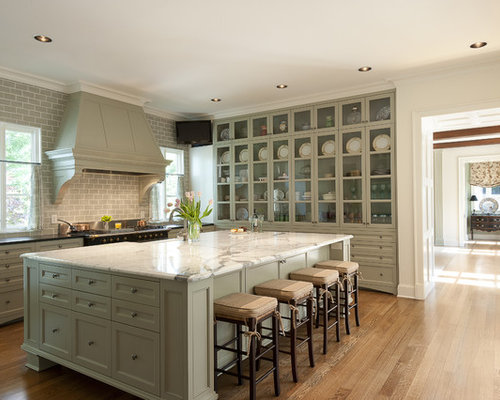 Built In China Cabinet Houzz
