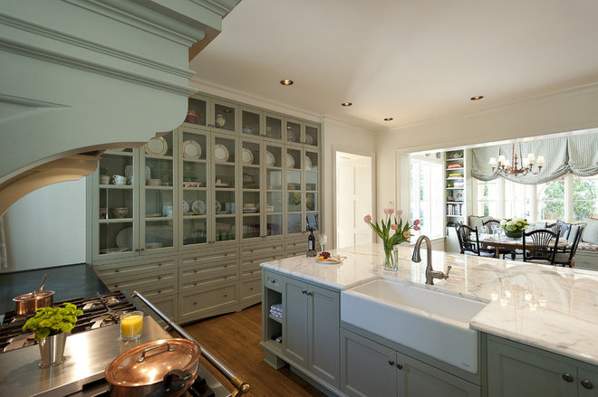 Traditional  by V Fine Homes