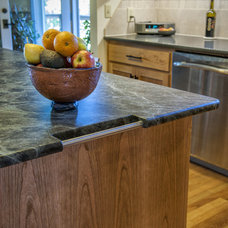 Traditional Kitchen by Monticello Homes & Development