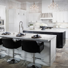 Contemporary Kitchen by Style On a Shoestring