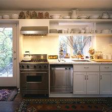 Craftsman Kitchen by Hoedemaker Pfeiffer