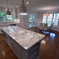 Traditional Kitchen by Davidson Designs