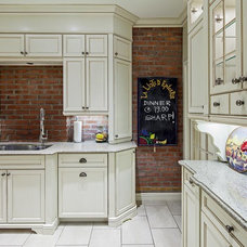 Traditional Kitchen by Peter A. Sellar - Architectural Photographer