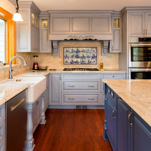Montrose Traditional Kitchen Remodel