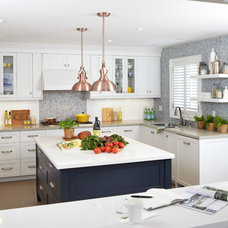 Contemporary Kitchen by Sealy Design Inc.