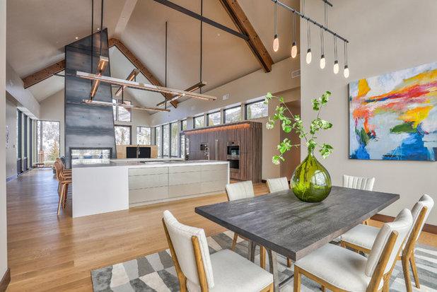 Contemporary Kitchen by Rumor Design + reDesign