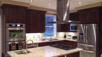 Moonstone Kitchen Renovation