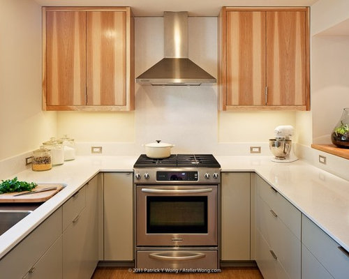 Small condo kitchen designs houzz for Houzz small kitchens