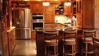 Moore Log Home Remodel