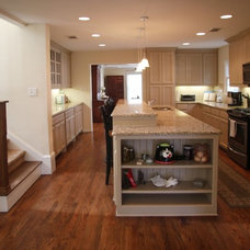 Traditional Kitchen by WaterMark design.build.remodel