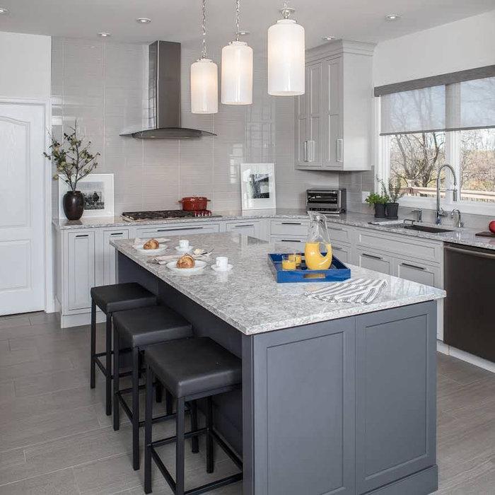 Complete Kitchen Design & Renovation