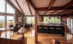 Moose Ridge Lodge Post and Beam