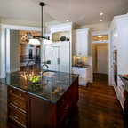 Chilliwack Central Traditional Kitchen Vancouver