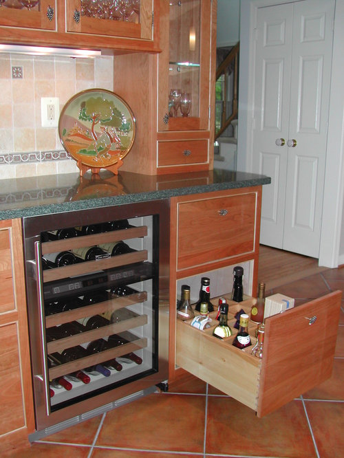 Liquor Drawer | Houzz