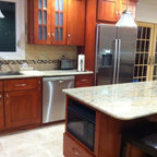 Overland Trail - Traditional - Kitchen - Denver - by ...