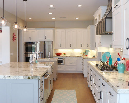 Alpine White Granite Houzz