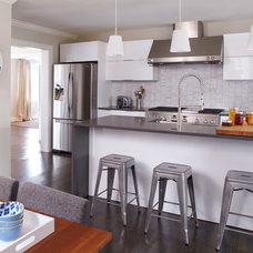Modern Kitchen by Mark WIlliams Design Associates