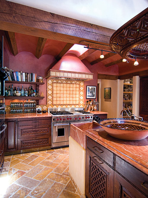 Moroccan kitchen ideas pictures remodel and decor for Moroccan kitchen ideas