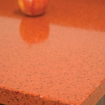 Moroccan Red IceStone Installations