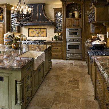 Dallas Granite Countertop Kitchen Design Ideas & Photos