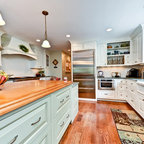 Old Farmhouse Traditional Kitchen San Francisco By