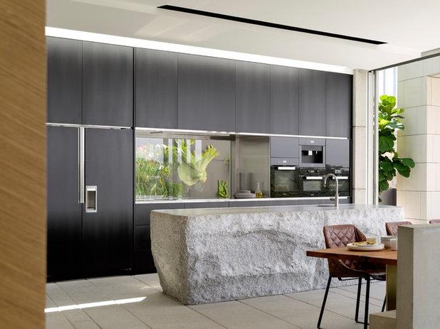 Contemporary Kitchen by Alexandra Kidd Design