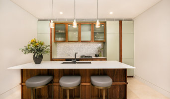 MOSMAN TIMBER KITCHEN ( TASMANIAN BLACKWOOD)