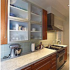 Modern Kitchen by Mostert Architecture