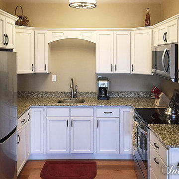 Mother-In-Law Suite Kitchen