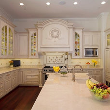 Traditional Kitchen by Volterra Architectural Products