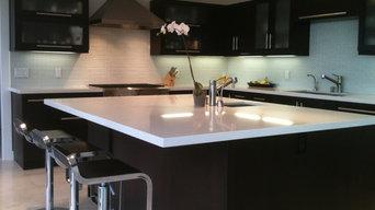 Mount Olympus Modern Kitchen
